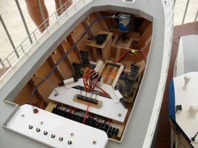 Navigation au Bouvent